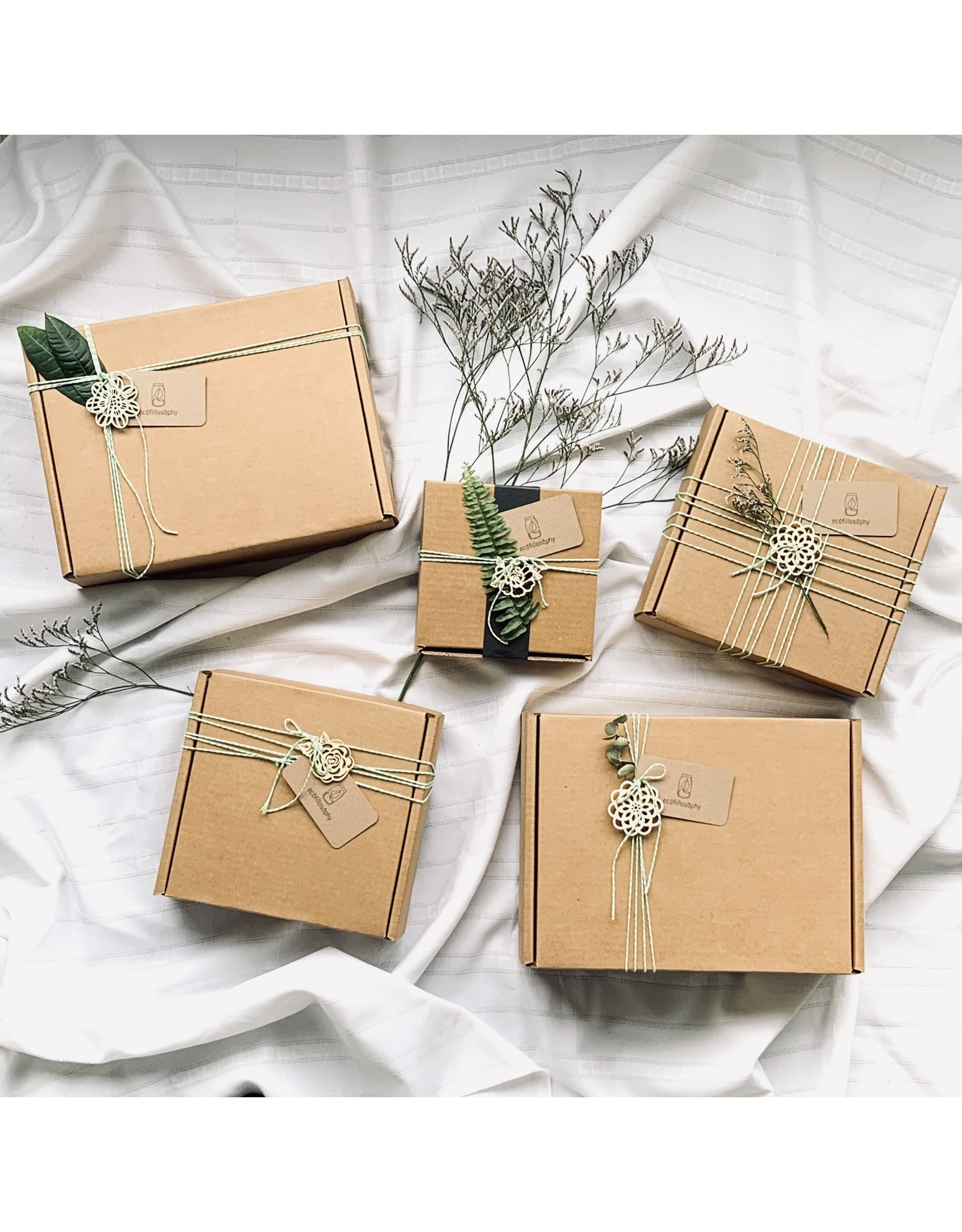 EcoFillosophy The Why Ever Not Gift Set