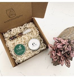 EcoFillosophy The Rest Those Feet Gift Set