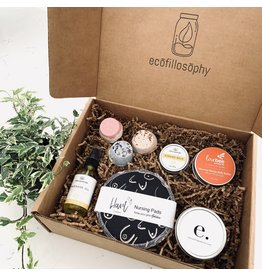 EcoFillosophy The Almost a Mommy Gift Set
