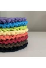 EcoFillosophy Special Edition Crochet Facial Rounds - PRIDE Rainbow