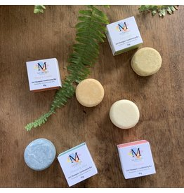Mulberry Skincare Shampoo & Conditioner Bar by Mulberry Skincare