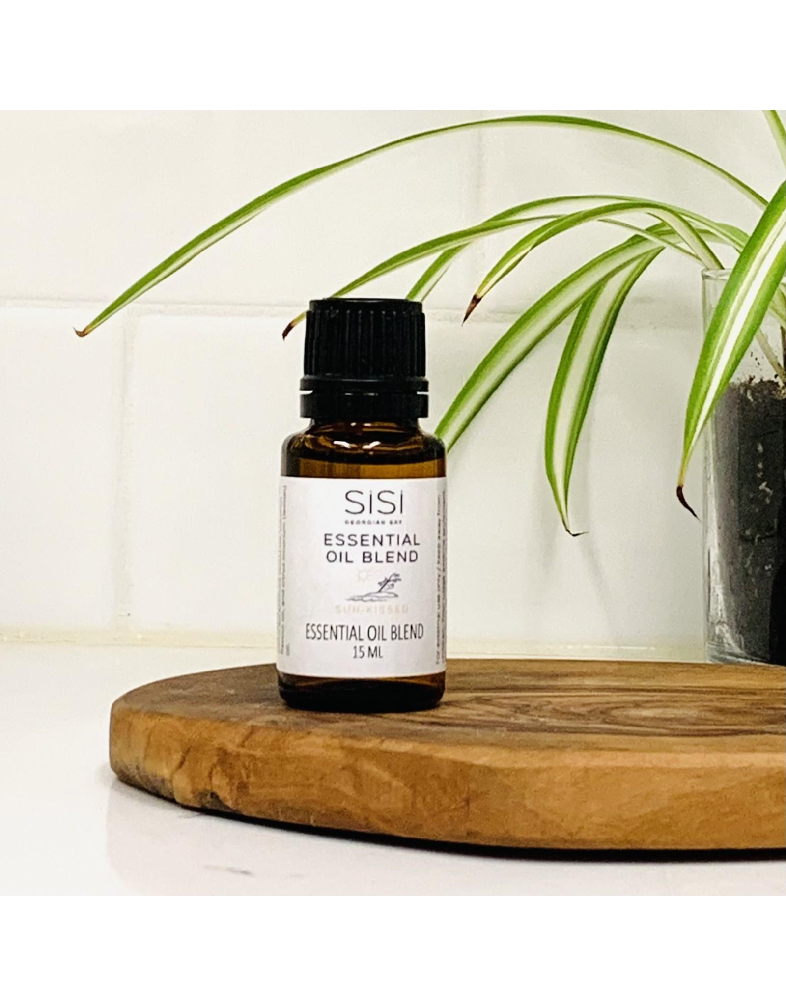 SiSi Georgian Bay Aromatherapy Essential Oil Blend