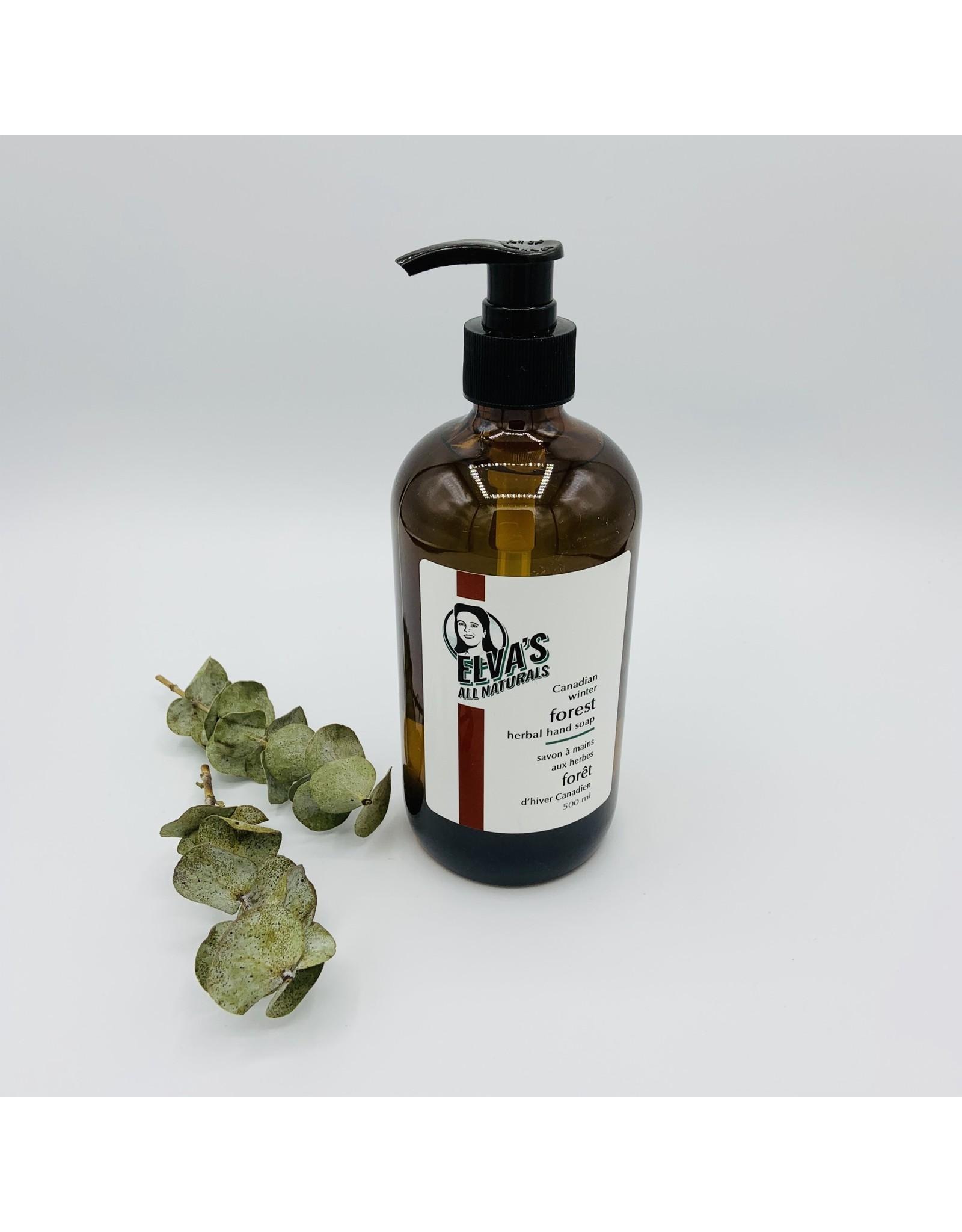 Elva's All Naturals Hand Soap by Elva's All Naturals