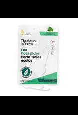 The Future is Bamboo Eco Dental Floss Picks