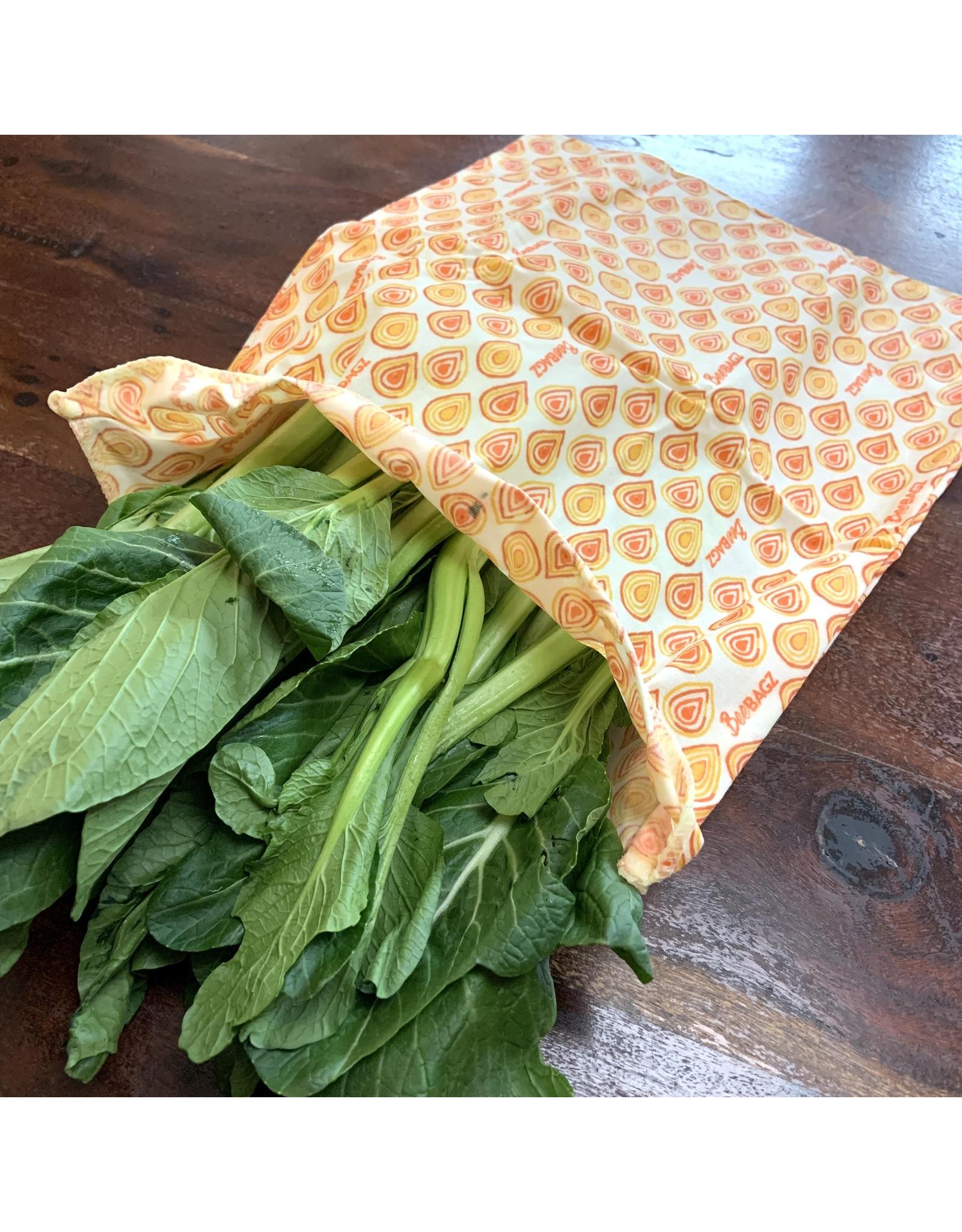 BeeBAGZ Beeswax Food Bag, Starter Pack