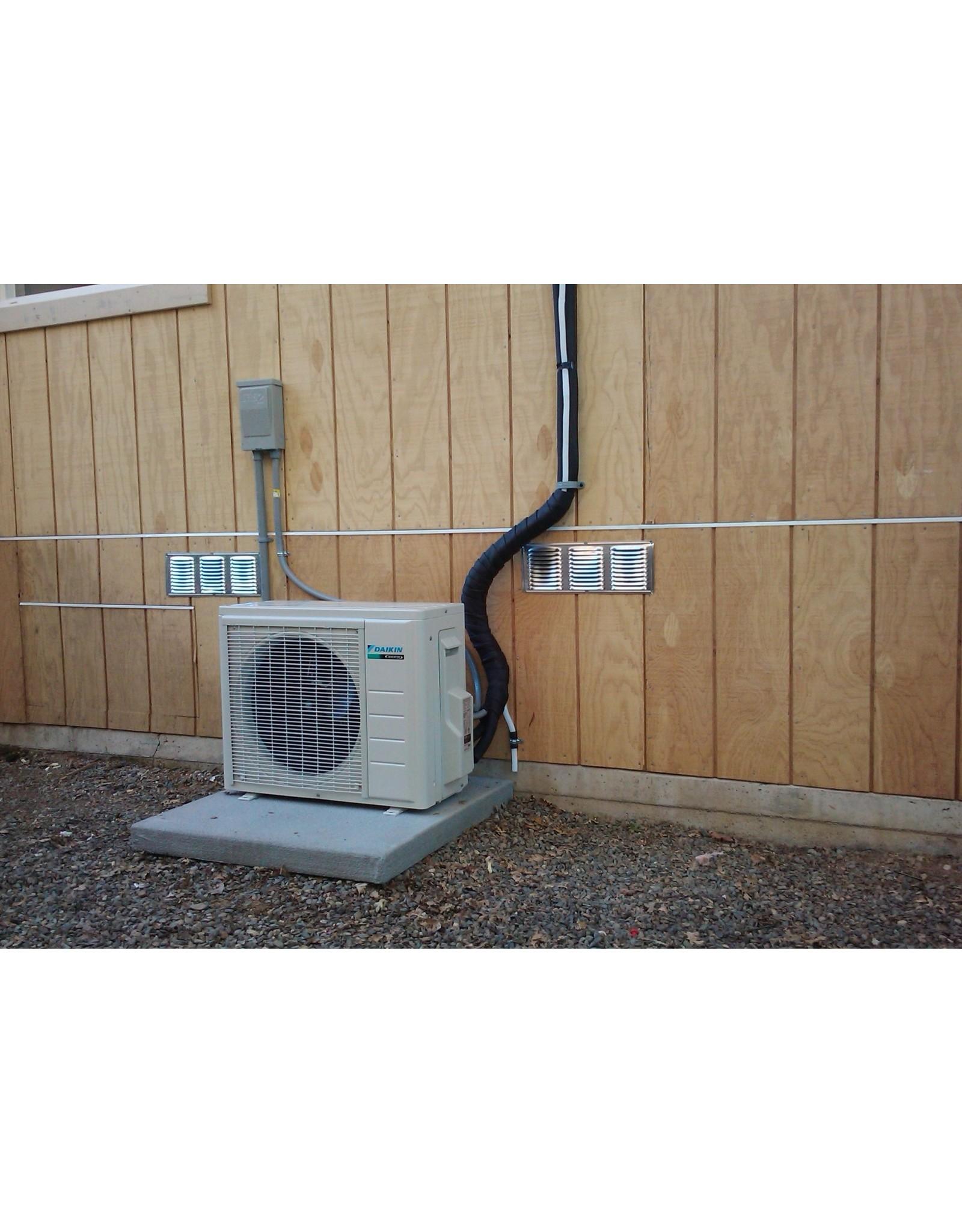 Daikin Applied Americas 17SEER Heat-Pump Single Zone Condenser Unit - 208/230v - 1ph