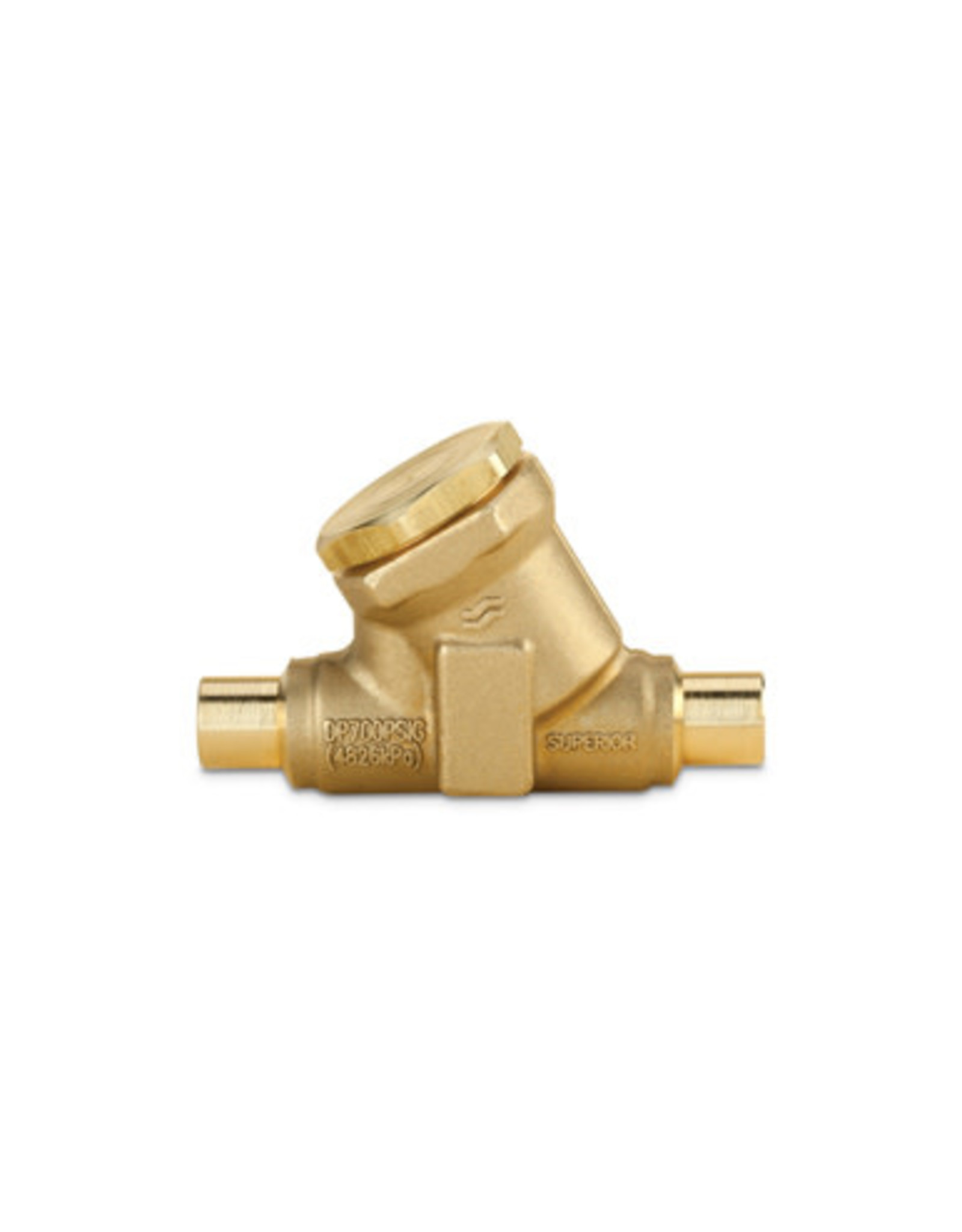 Superior HVACR HV Check Valves, 10lb Spring - 802B Series