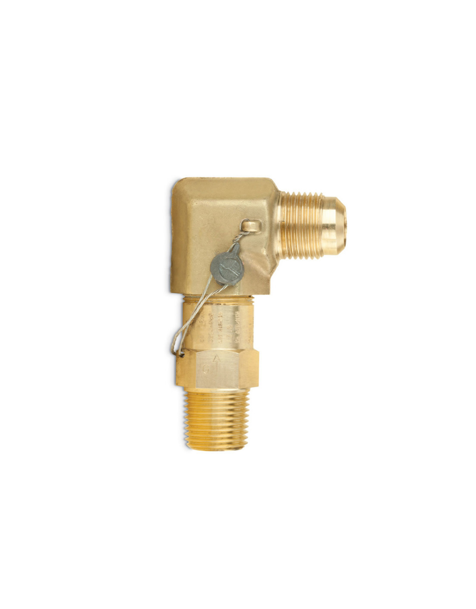 Superior HVACR Angle Pressure Relief Valves - Types 3212, 3214, 3215, 3216, 3220