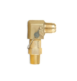 Superior HVACR Angle Pressure Relief Valves