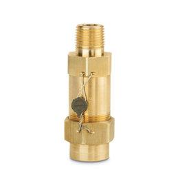 Superior HVACR Female Connection Pressure Relief Valves