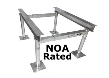Aluminum Stands NOA Approved