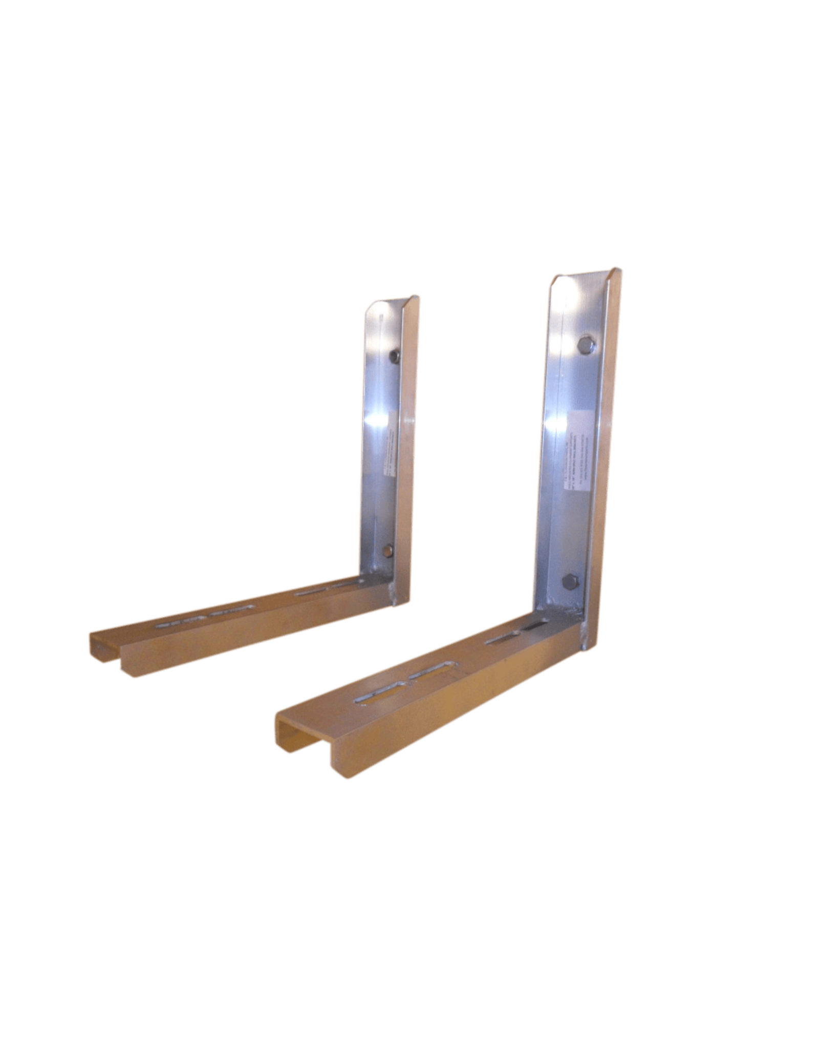 Aluminum Stands NOA Approved Wall Bracket Stand for Mini Split Unit