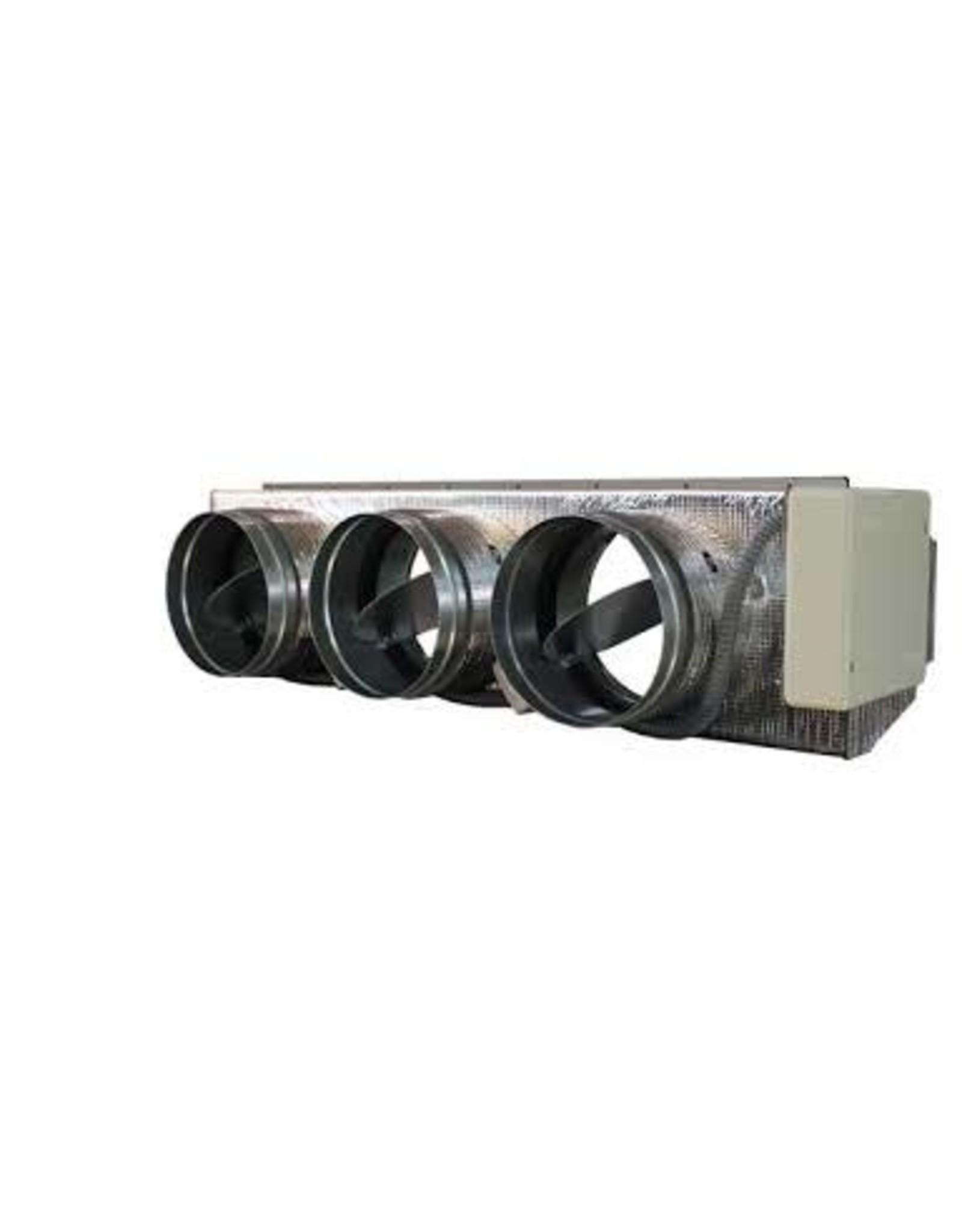 Daikin Applied Americas Zone Kit for FDMQ Series 9k & 12k BTU Indoor Units
