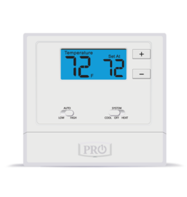 Pro1 T631-2 Wired PTAC Non-programmable T-Stat