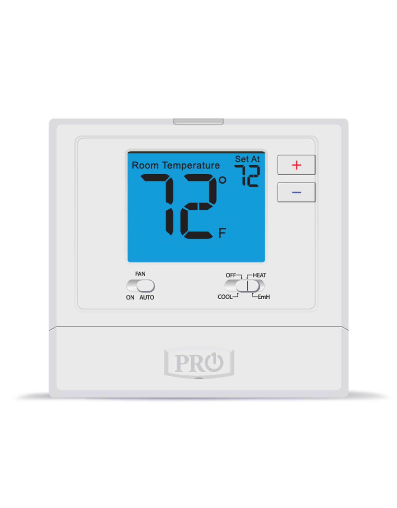 Pro1 T721 Non-Programmable T-stat, Heat Pump or Conventional