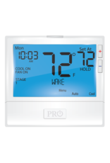 Pro1 T855SH Programmable T-stat, Universal, Compatible with Wired Sensors