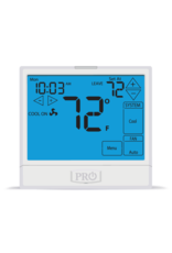 Pro1 T905 Programmable Touchscreen T-stat, Conventional