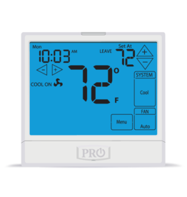 Pro1 T905 Programmable Touchscreen T-stat