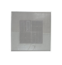 AirGuide Manufacturing LLC Perforated Supply Ceiling Diffuser