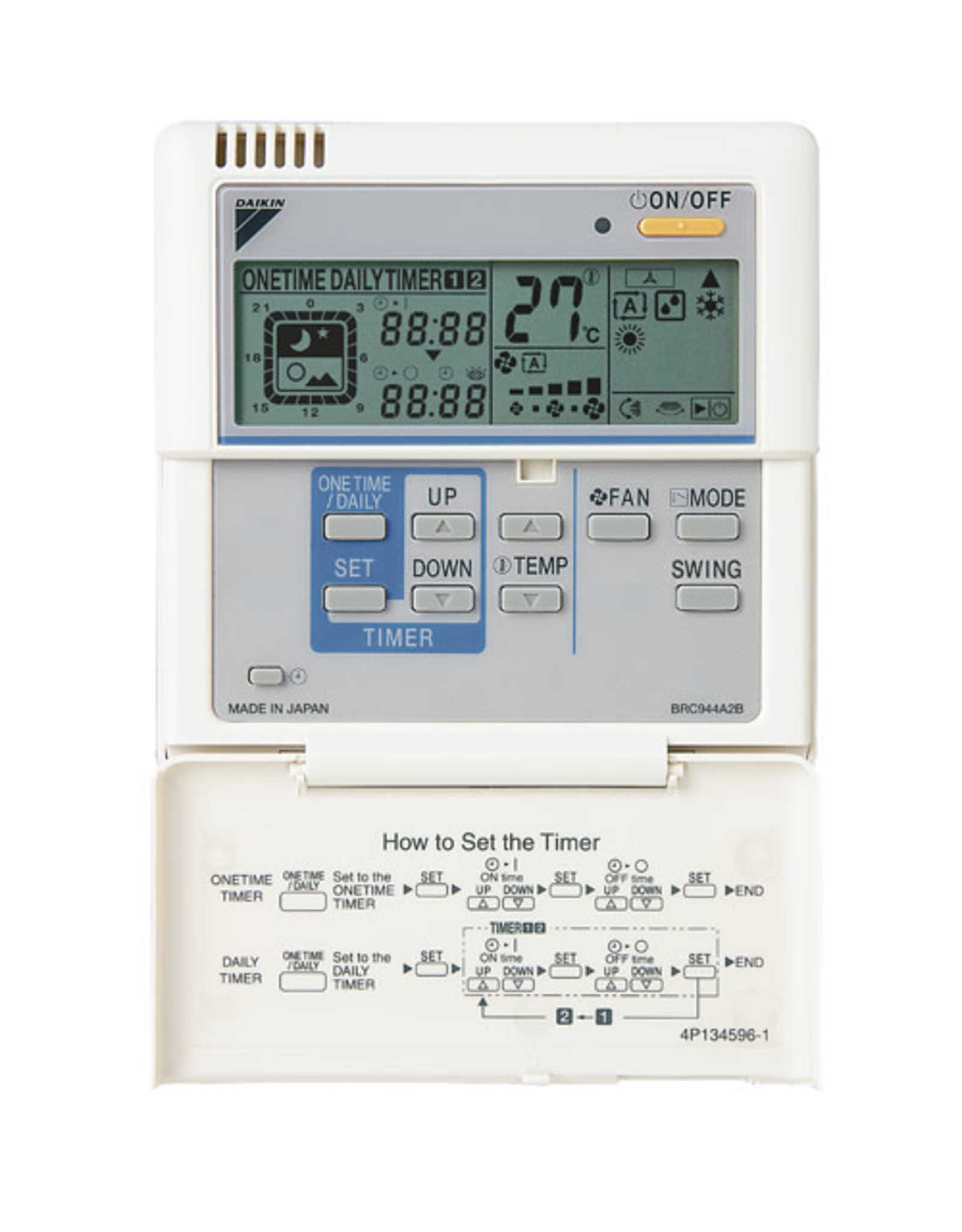 Daikin Applied Americas Wired Remote Controller Kit