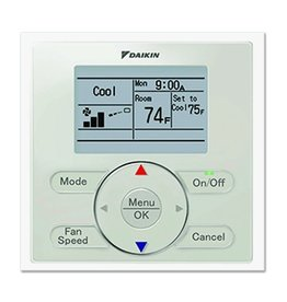 Daikin Applied Americas Wired Navigation Remote Controller