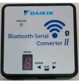 Daikin Applied Americas Bluetooth Service Checker