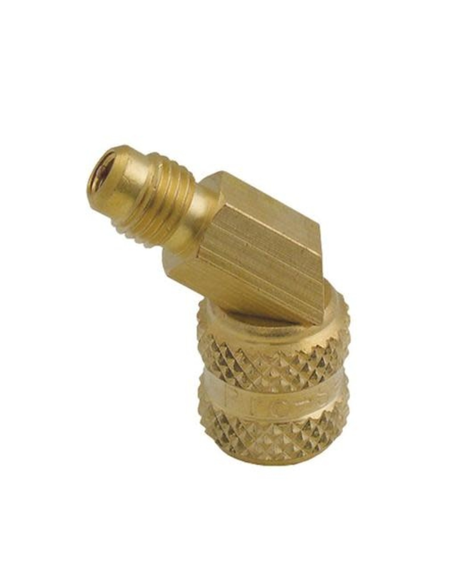 """Daikin Applied Americas Angled Adapter 45° 5/16"""" to 1/4"""""""