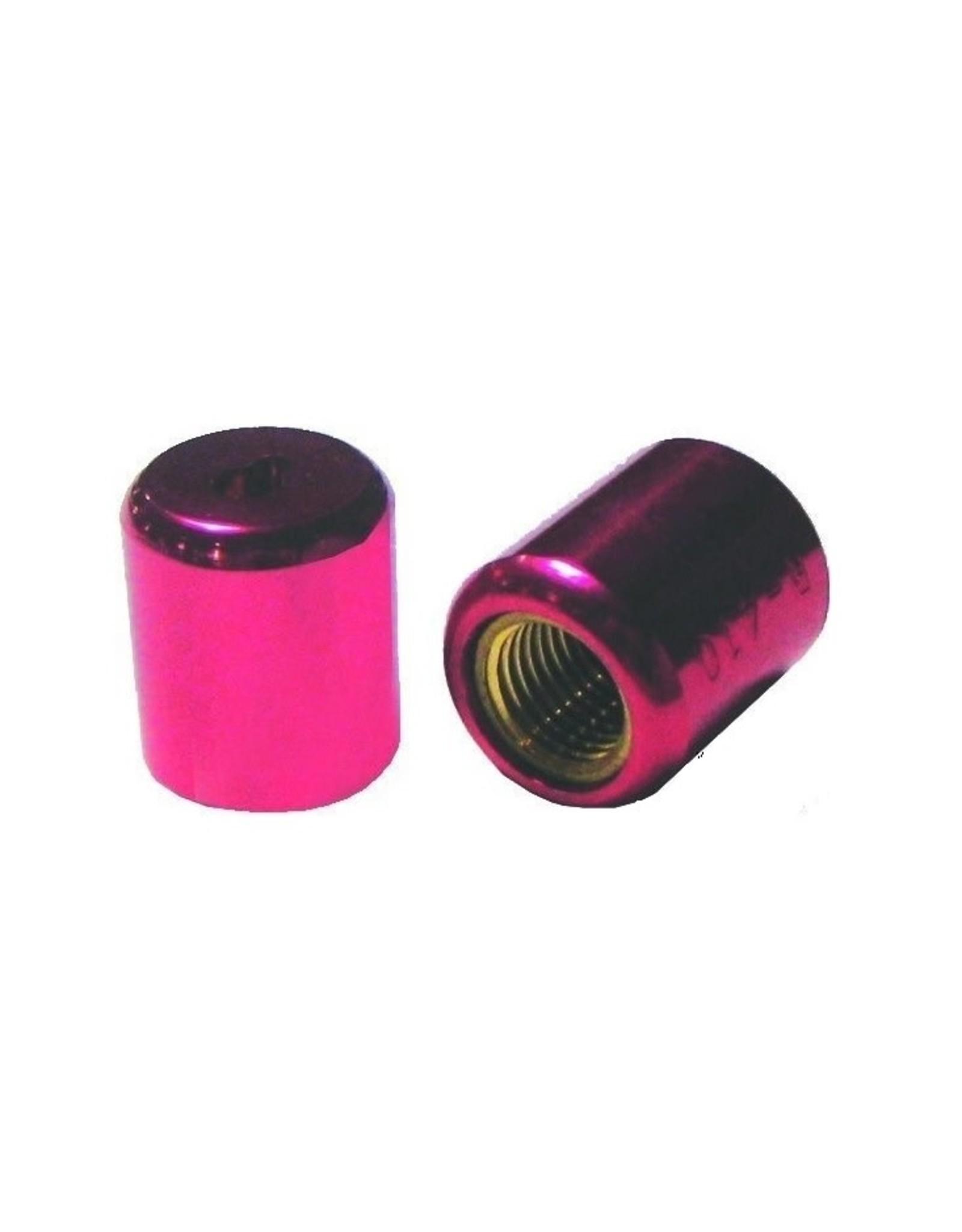 "Daikin Applied Americas NoVent  Refrigerant Safety Cap  Pink R410A  VRV Ductless  5/16"""