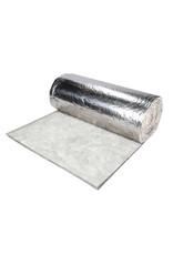 90023922 | R6 Johns Manville Duct Wrap Insulation 2-1/5 x 48 x 75 FSK Fiber Glass