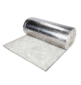 90023922 | R6 Johns Manville Duct Wrap Insulation 2-1/5 x 48 x 75 FSK Fiber Glass