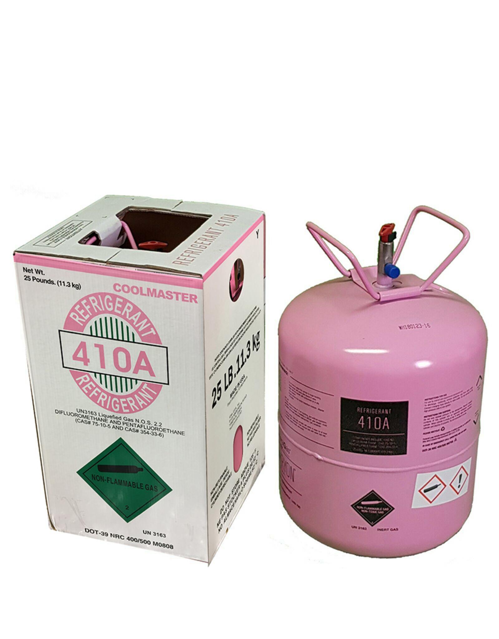 410A 25lbs Drum Refrigerant