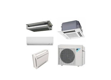 Mini-Split Ductless Systems