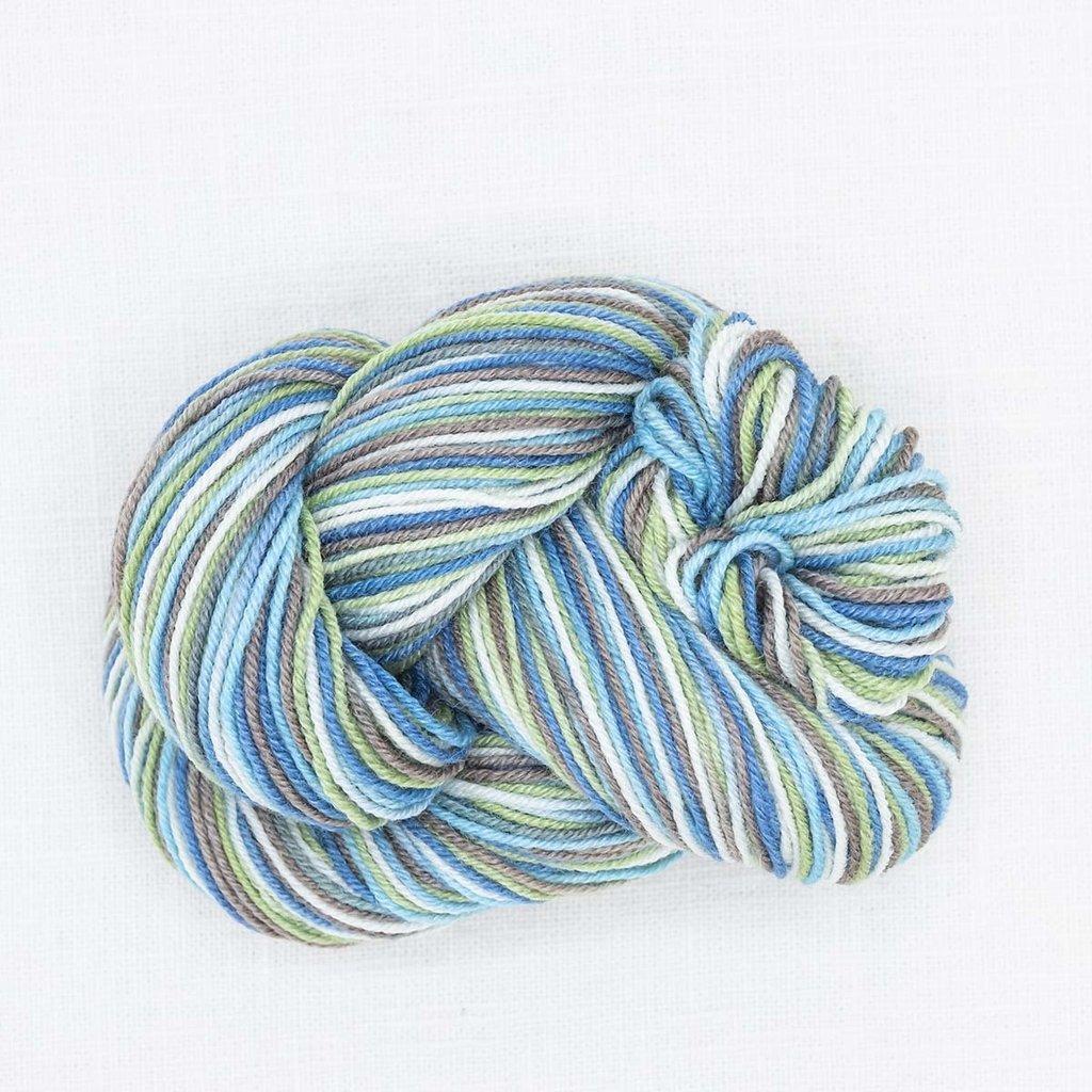 SPUD & CHLOE SPUD & CHLOE  Stripey Fine MerIno Silk