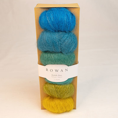 ROWAN ROWAN Kid Silk Haze Fade Pack