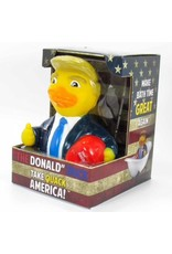 """""""The Donald"""" President Rubber Duck"""