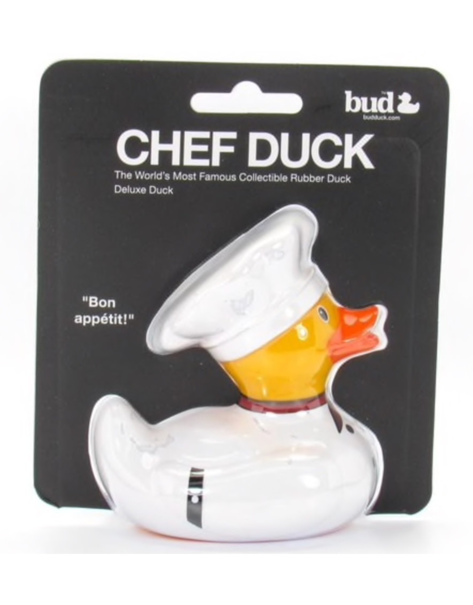 Classic Chef Rubber Duck