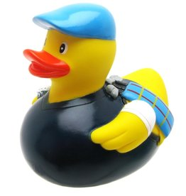Golfer Rubber Duck
