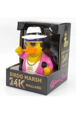 Birdo Marsh - 24K Mallard Rubber Duck