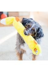 """Jigglerz"" - canard - jouet pour chien"