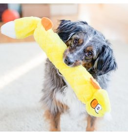 Jigglerz - Duck - Dog Toy