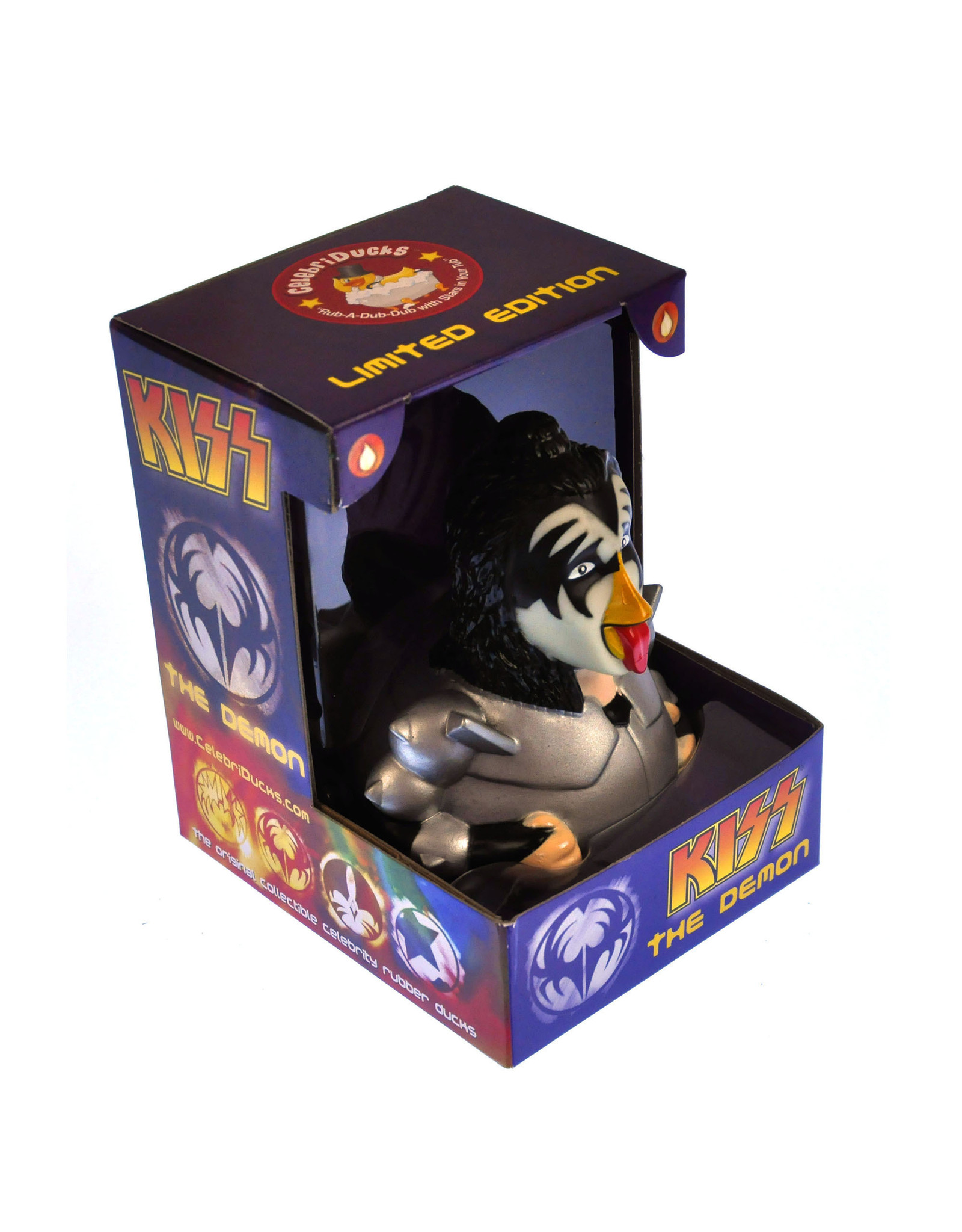 KISS - The Demon - Rubber Duck