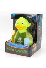 Spa Wars Rubber Duck
