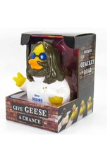 Give Geese a Chance Rubber Duck