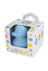 The Good Duck - Safest Rubber Duck for Babies - Blue