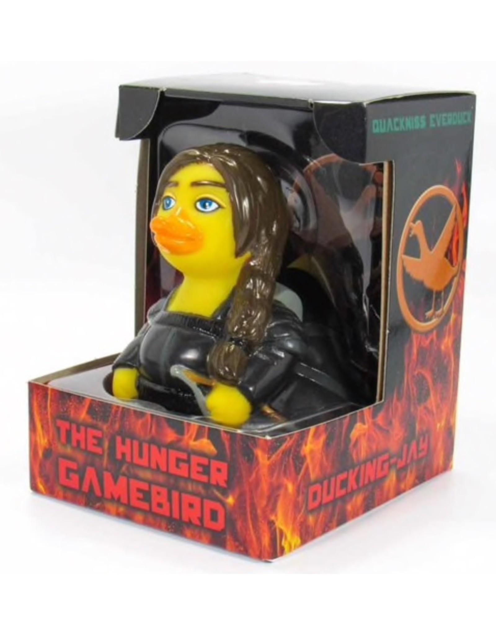 The Hunger GameBird - Quackniss Rubber Duck