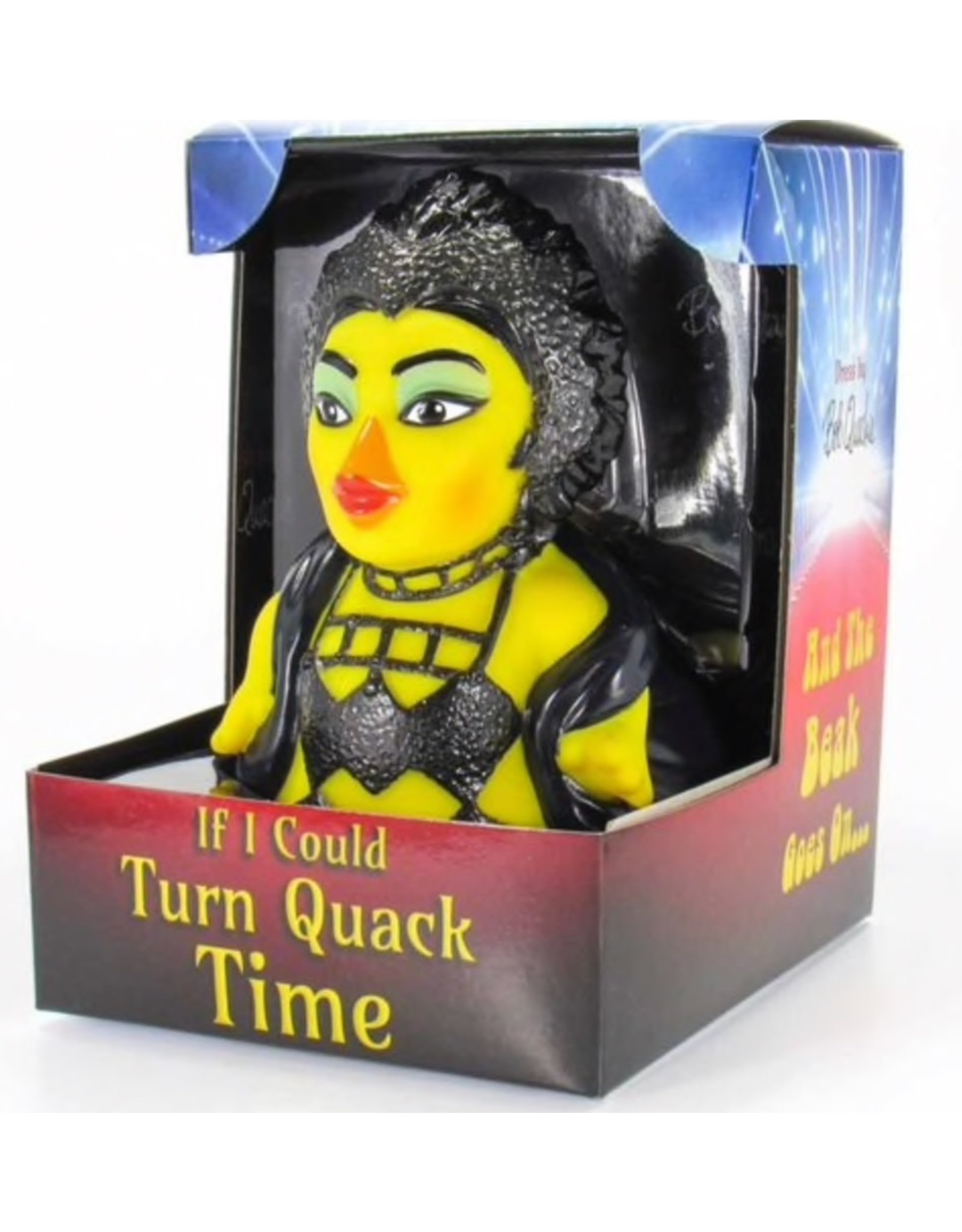 """If I Could Turn Quack Time"""
