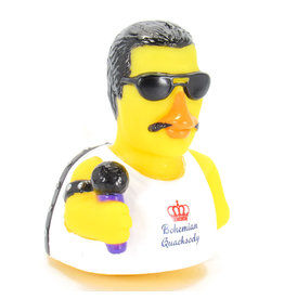 Bohemian Quacksody Rubber Duck