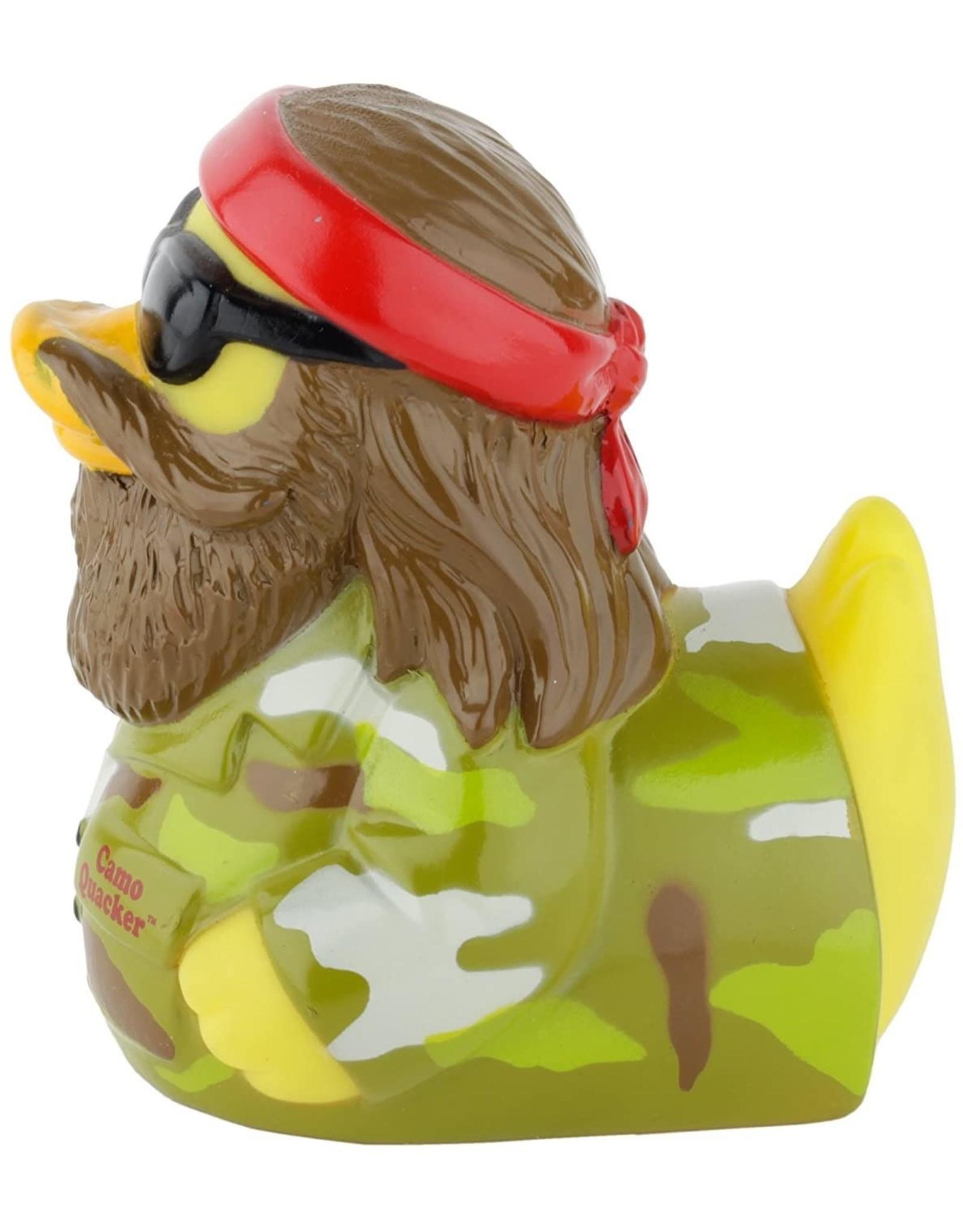 Camo Quacker Rubber Duck