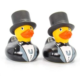Groom & Groom Rubber Duck Mini Set