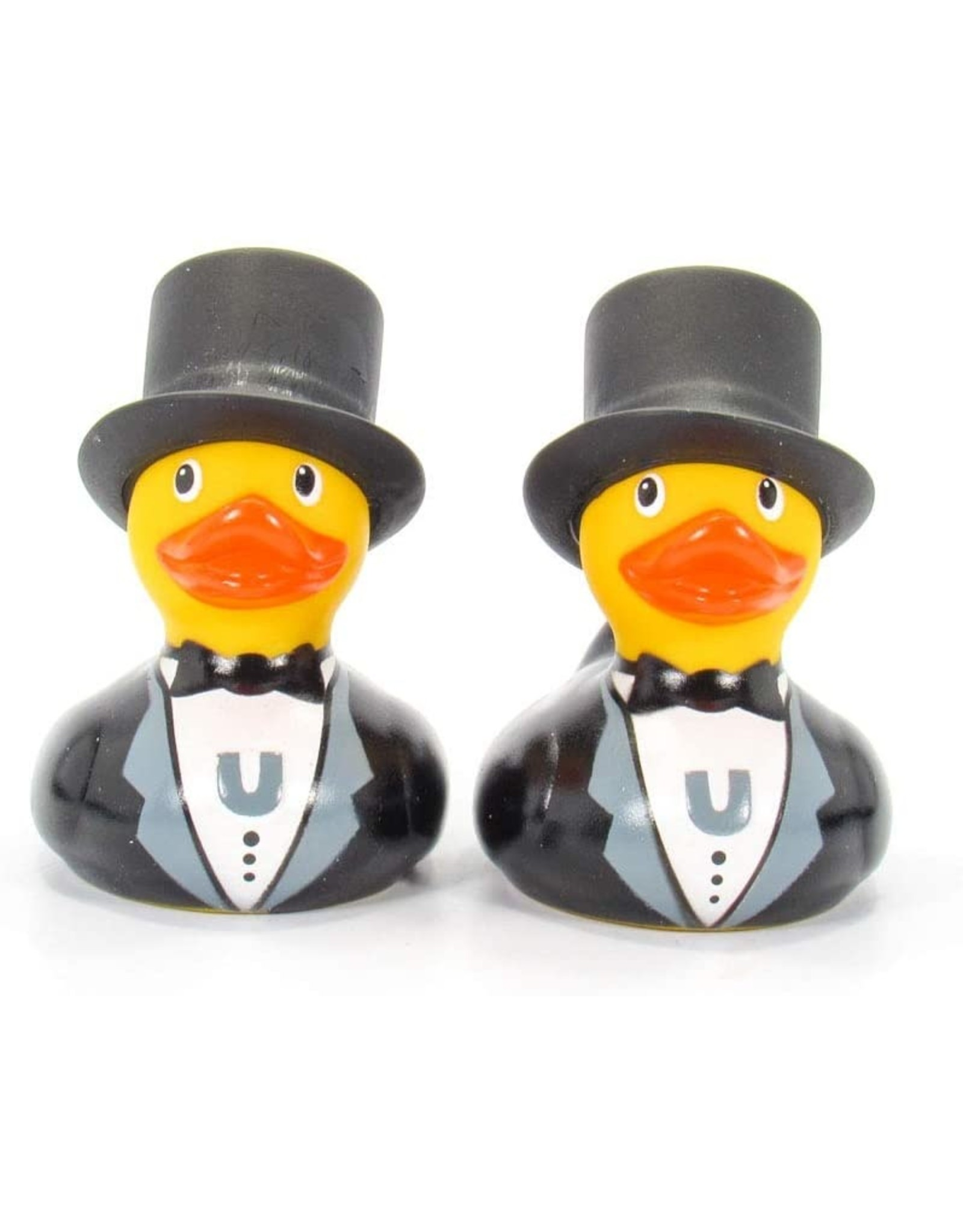 Groom & Groom Rubber Duck Mini Set